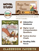 The Magic Tree House - Any Fiction Novel in the Series {In