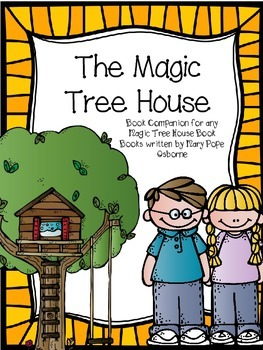 The Magic Tree House Book Companion for any Magic Tree House Book