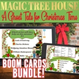 The Magic Tree House Novel, A Ghost Tale For Christmas Tim