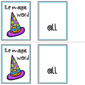 The Magic Word : Preprimer Edition