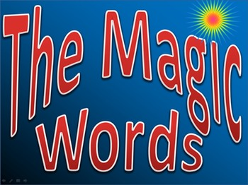 The Magic Words (Clickable Animated Stories)
