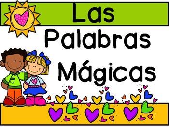 The Magic Words/Las Palabras Magicas