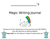 The Magic Writing Journal