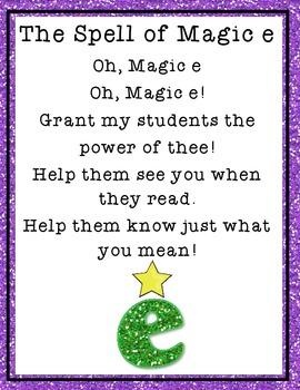 The Magic e Spell