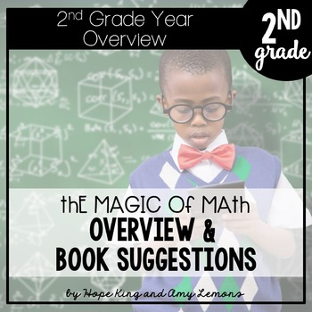 2nd Grade Magic of Math:  Year Overview