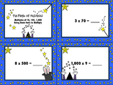 The Magic of Multiples - Multiplying by multiples of 10, 1