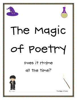 The Magic of Poetry: Acrostic Poems