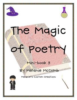 The Magic of Poetry Mini-Book 3