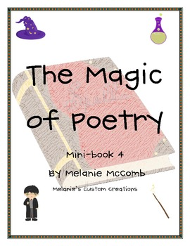 The Magic of Poetry Mini-Book 4