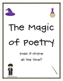 The Magic of Poetry