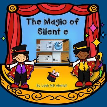 Silent e ~ The Magic of Silent e