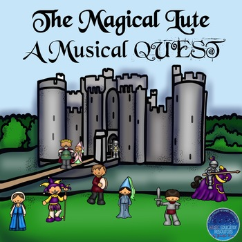 The Magical Lute; A Musical Quest BASIC EDITION