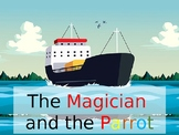 ANIMATED The Magician and the Parrot PPT