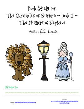 The Magician's Nephew Book Study