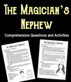 The Magician's Nephew Chapter Comprehension Questions and