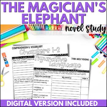 The Magician's Elephant Novel Study