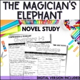 The Magician's Elephant Novel Study