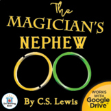 The Magician's Nephew Novel Study Book Unit Distance Learning