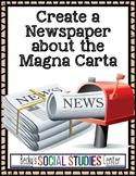 The Magna Carta - Create a Newspaper Project