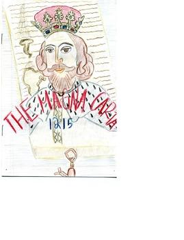 Magna Carta; Examination & Explanation; Common Core Approach