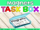 The Magnets Task Box {individual task box}