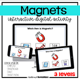The Magnets interactive digital activity