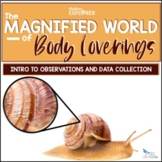 The Magnified World of Body Coverings - Elementary Science