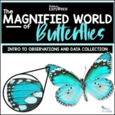 The Magnified World of Butterflies - Elementary Science Inquiry