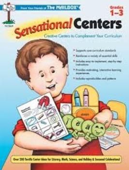 The Mailbox: Sensational Centers Grades 1-3