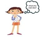 The Main Idea is Like a Math Equation?  Prove it!