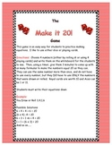 The Make it 20! Game