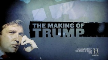 The Making of Donald Trump The History Channel Breaking History Questions & Key