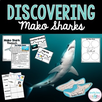 The Mako Shark Research Unit with PowerPoint