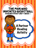 The Man Who Invented Basketball Reading Street 3rd Grade Unit 4 centers groups