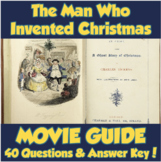 The Man Who Invented Christmas Movie Guide (2017)