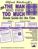 The Man Who Knew Too Much: Study Guide for Alfred Hitchcoc