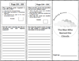 The Man Who Named the Clouds - 4th Grade Reading Street