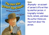The Man Who Named the Clouds Vocabulary Presentation