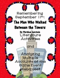 The Man Who Walked Between the Towers Activities & Multiple Accounts Webquest