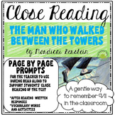 The Man Who Walked Between the Towers - Close Reading Page by Page Comprehension