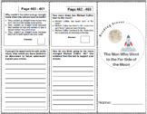 The Man Who Went to the Far Side of the Moon - 4th Grade Reading Street