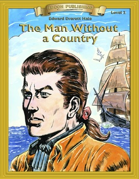 The Man Without a Country RL 2-3 ePub with Audio Narration