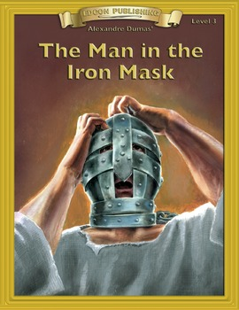 The Man in the Iron Mask RL3-4 ePub with Audio Narration