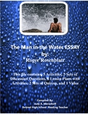 The Man in the Water ESSAY by Roger Rosenblatt