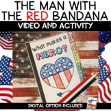 The Man with the Red Bandana Video and Flip Book Activity
