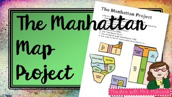 The Manhattan Map Project