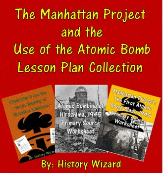 Atomic bomb teaching resources teachers pay teachers fandeluxe Choice Image