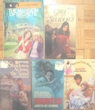 Vintage Teen Mystery books Mansion of Secrets Kay Tracey Haunted Girl INCL SHIP