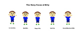 """""""The Many Faces of Billy"""": Identifying Feelings and Emotions"""