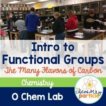 The Many Flavors of Carbon - A Tasty Introduction to Functional Groups